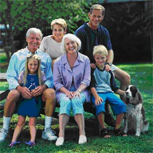 Multigenerational Family - The Importance of Intimacy