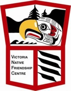 Victoria Native Friendship Centre Logo
