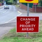 Change Of Priority