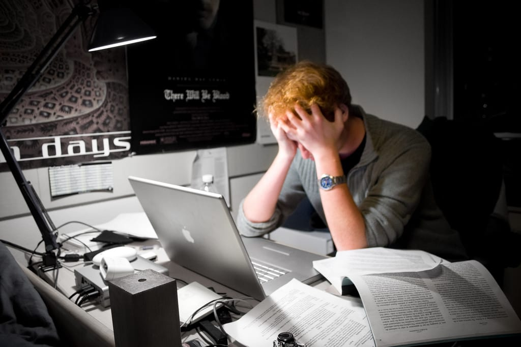 Frustration with Changing Work Habits