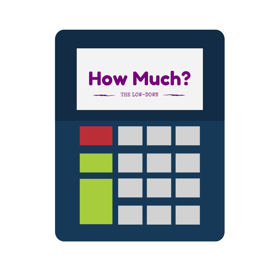 How Much - The question on everyone's mind before they decide to buy. So handle it on your website