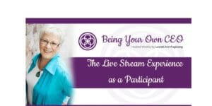 Thumbnail for The Live Stream Experience As A Participant